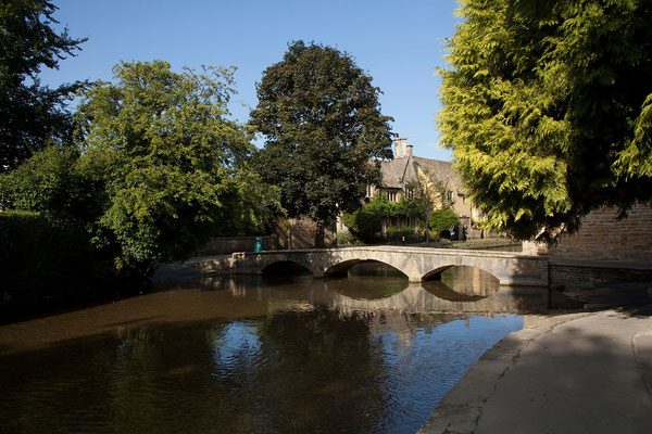 03.09. Bourton-on-the-Water, das Venedig der Cotswolds