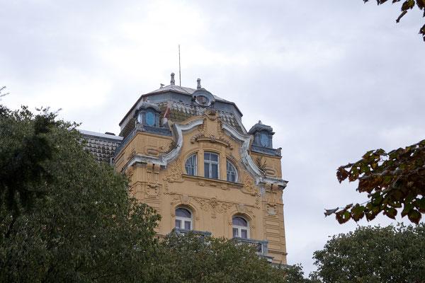 Pula, Altstadt
