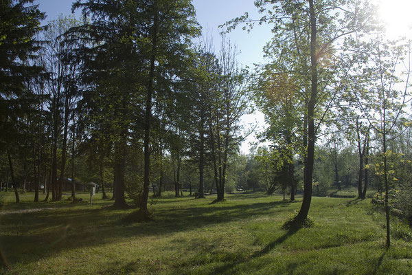 Campingplatz Menina