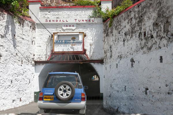 Tunnel nach St. Georges