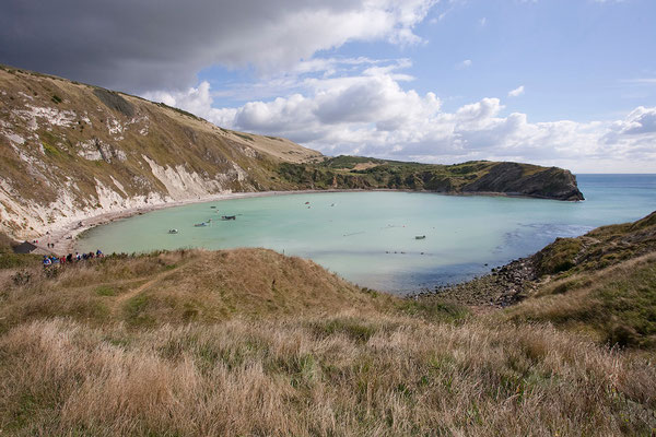 14.09. Lulworth Cove