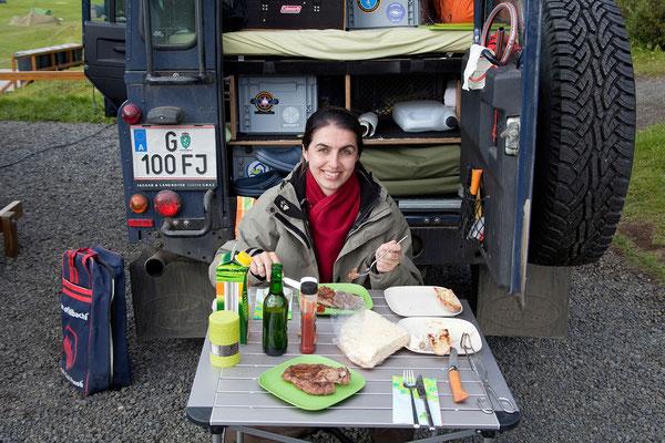 2.8. Mývatn - Camping Bjarg