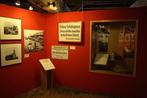 23.07. Speicherstadtmuseum