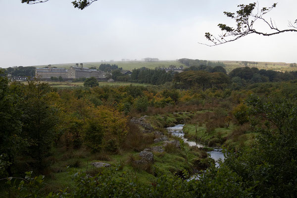 12.09. Dartmoor Prison, Princetown