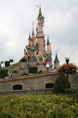 11.06. Disneyland Paris: Dornröschenschloss