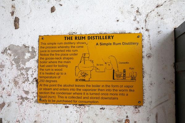 River Antoine Rum Distillery