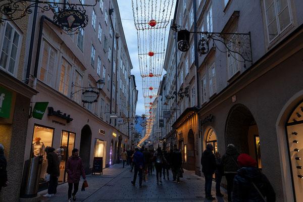 Salzburger Altstadt