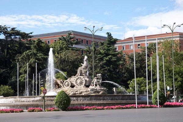 24.09. Plaza de Cibeles