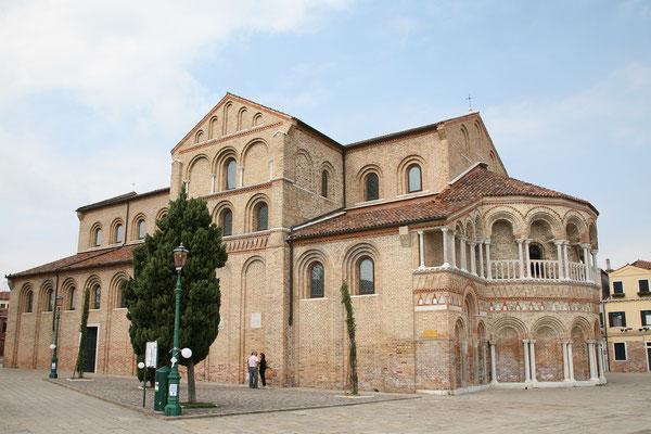 15.09. Basilica Santi Maria i Donato, Murano