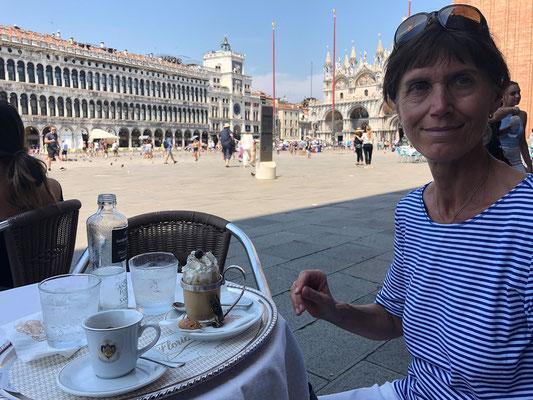 Café Florian, einmal proVEnedigbesuch müssen wir hierher!