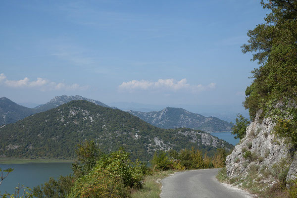 16.9. Von Murići nach Virpazar