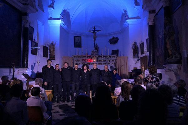 30.05. Algajola; Balagna - Konzert
