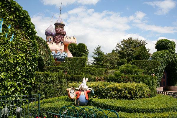 11.06. Disneyland Paris: Alice im Wunderland
