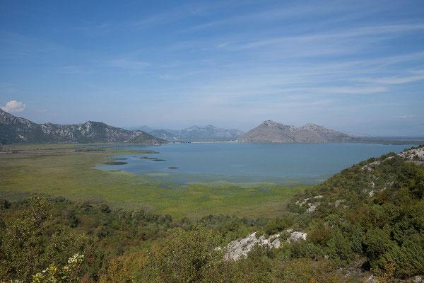 16.9. Von Murići nach Virpazar, Skadarsko Jezero
