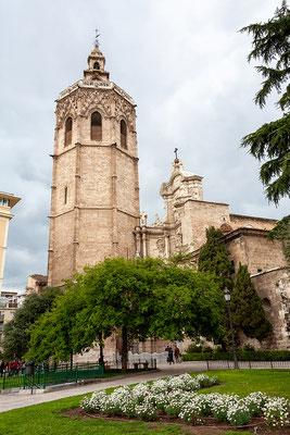 31.03. Plaza de la Reina mit Kathedrale