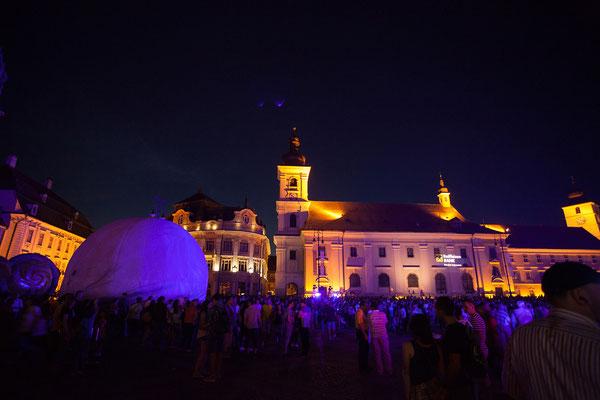 12.06. Sibiu, Piața Mare
