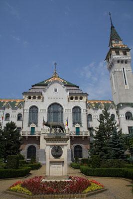 04.06. Târgu Mureș, Prefectura & Monumentul Latinităţii