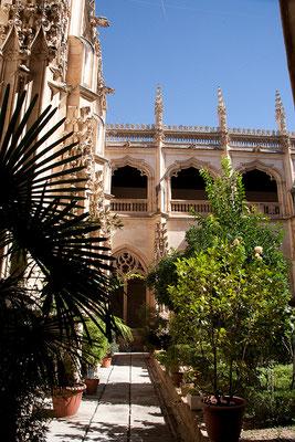 26.09. Toledo: Kloster San Juan de los Reyes