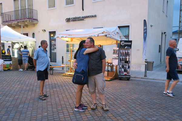 20.07. Friaul: Coltello in Festa, Maniago
