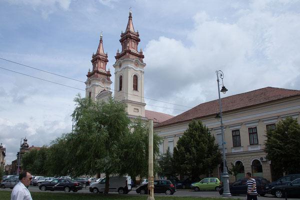 12.6. Arad - Rumänisch-orthodoxe Kathedrale