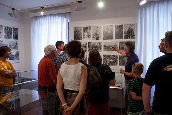 1. Weltkrieg Museum, Kobarid