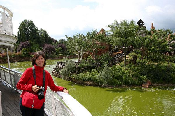 11.06. Disneyland Paris: Frontierland