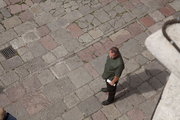 18.9. Kotor - Blick von Sv. Trifun
