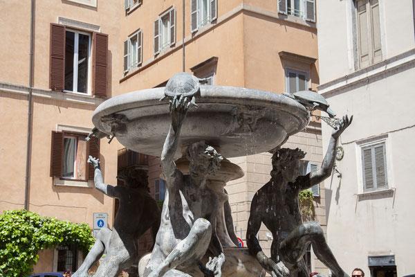 22.05. Fontana delle Tartarughe