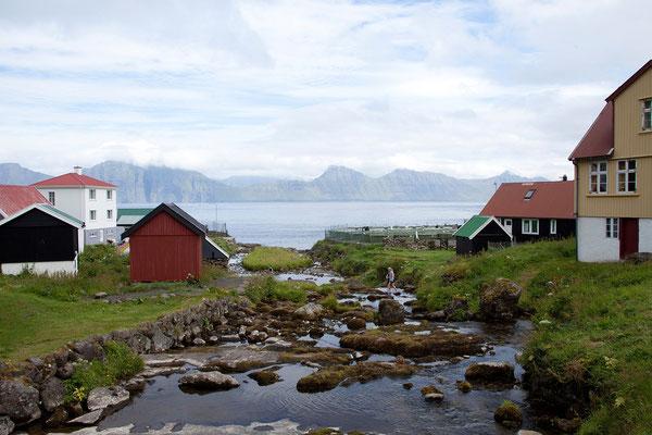 28.7. Färöer Inseln - Eysturoy - Gjógv