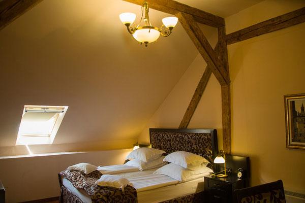 04.06. Sighișoara, wir wohnen im schönen Central Park Hotel