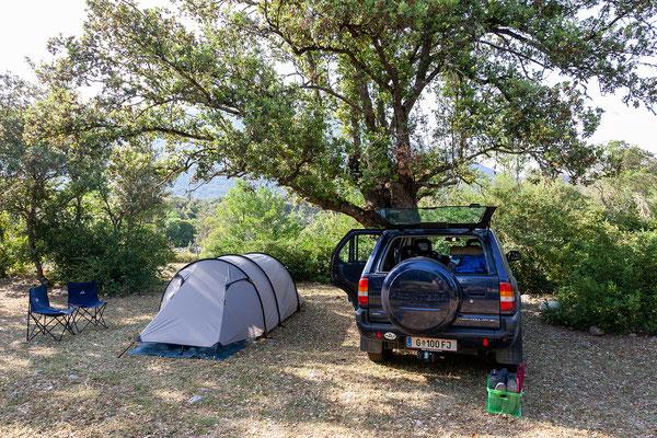 23.5. Camping Tizzarella, Asco Tal