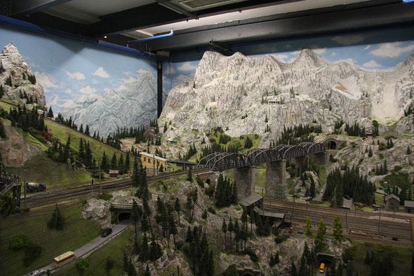 24.07. Miniaturwunderland: St. Wendel, Österreich
