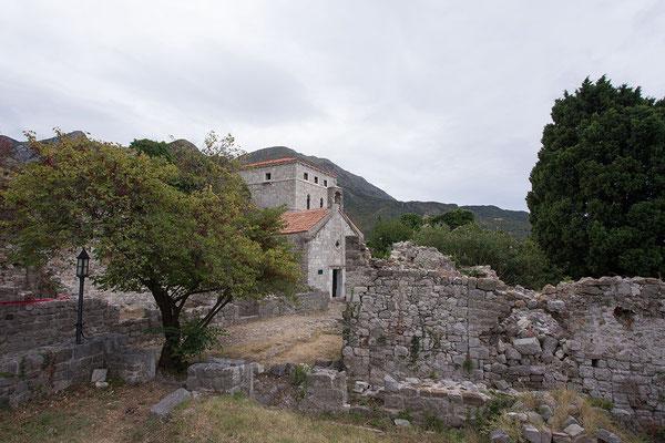 6.9. Stari Bar wurde nach einem Erdbeben 1979 aufgegeben. An der Küste wurde der Ort Bar neu erbaut.