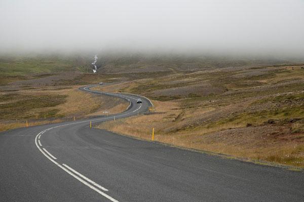 15.8. Durch das Norðurárdalur.