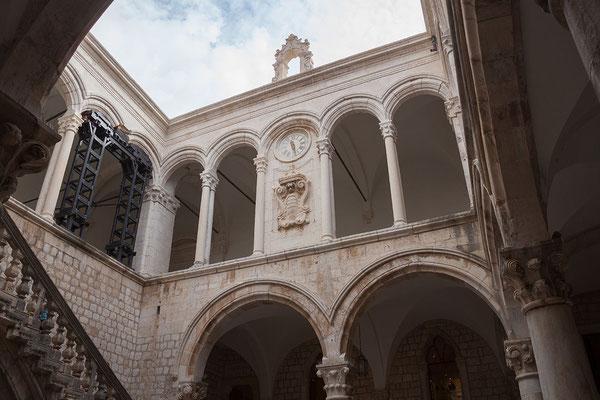 21.09. Dubrovnik - Rektorenpalast