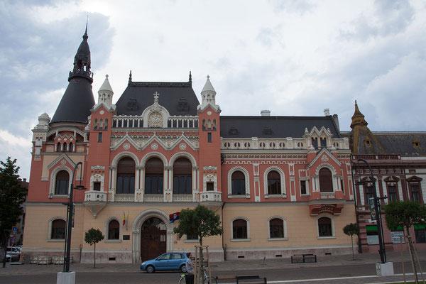 11.6. Oradea: Griechisch-katholisches Bistumspalais/Episcopia Greco-Catolica