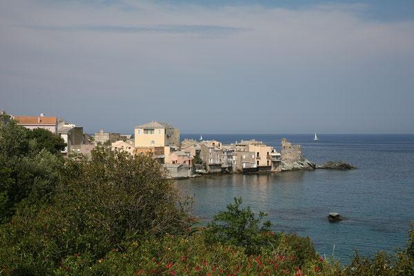 6.6. Entlang der Ostküste des Cap Corse: Erbalunga