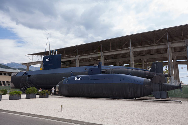 8.9. Tivat, Porto Montenegro - Marinemuseum