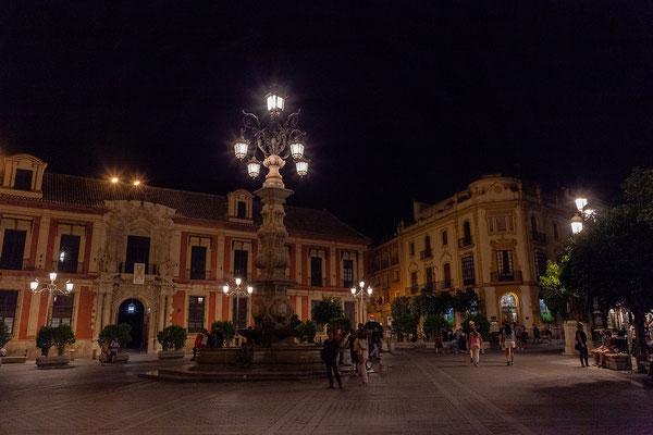 Sevilla am Abend