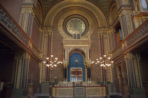09.05. Spanische Synagoge