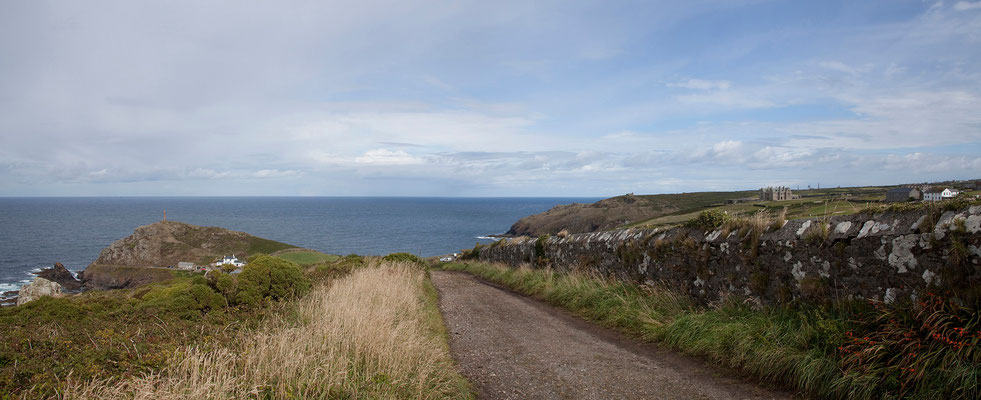 08.09. Greenlane am Cape Cornwall