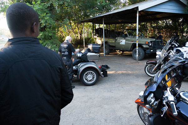 HOG (Harley Owners Group) Zambezi Chapter, South Africa...