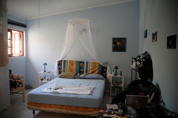 Casa Bonito: unser Zimmer