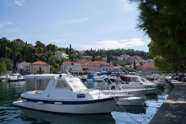 20.09. Cavtat liegt 20 km südlich von Dubrovnik.