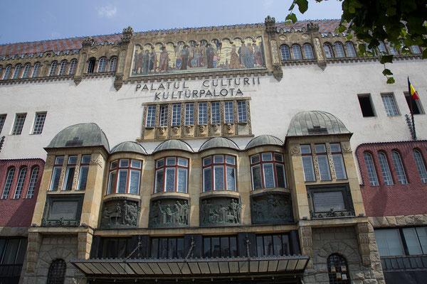 04.06. Târgu Mureș, Palatul Culturii