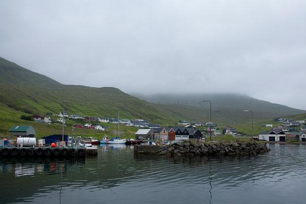 28.7. Färöer Inseln - Streymoy - Hósvik