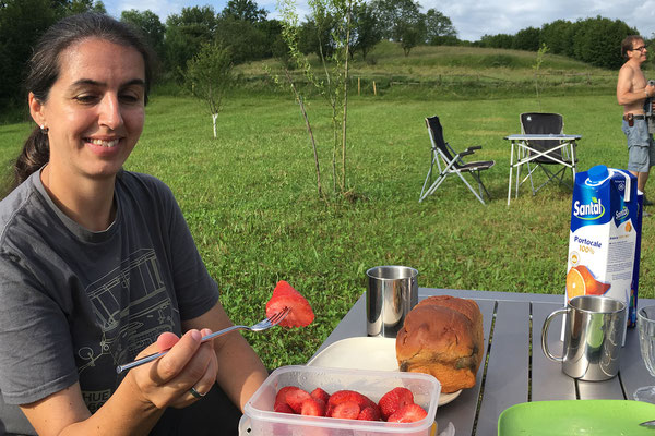 18.6. Breb, Camping Babou Maramureş