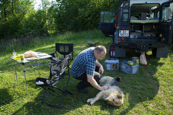 01.06. Camping Babou, Breb