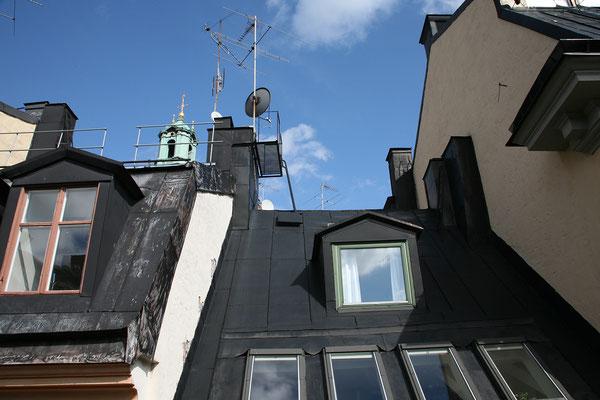 Lord Nelson Hotel, Ausblick