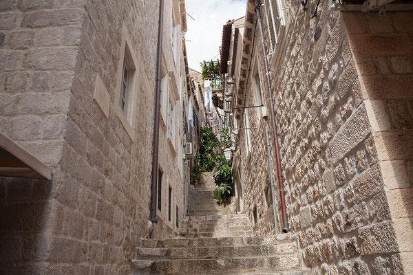 21.09. Dubrovnik - Prijeko Gasse